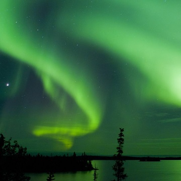 Northern Lights, NWT