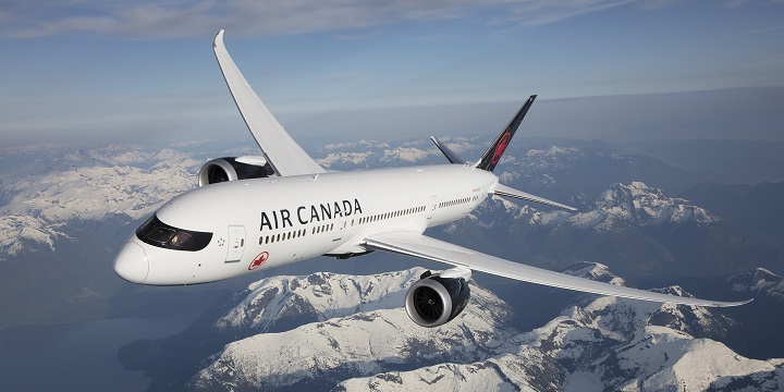 Programme des experts d'Air Canada