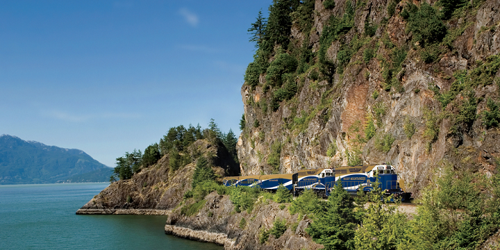 Formation de Rocky Mountaineer