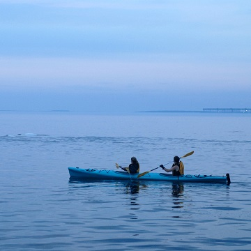 The Top Paddling Routes in Manitoba