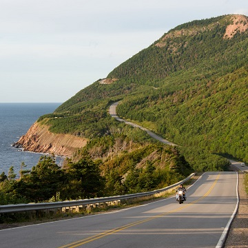 The Incomparable Cabot Trail