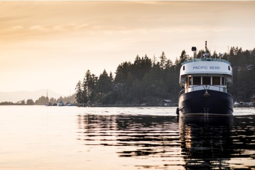 Desolation Sound 5-day Cruise – Pacific Coastal Cruises (British Columbia)