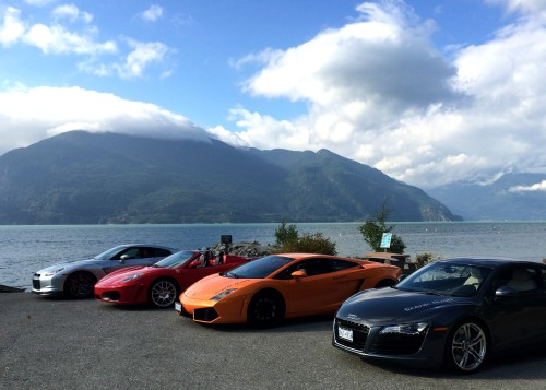 Sea to Sky Driving Experience – Scenic Rush (British Columbia)
