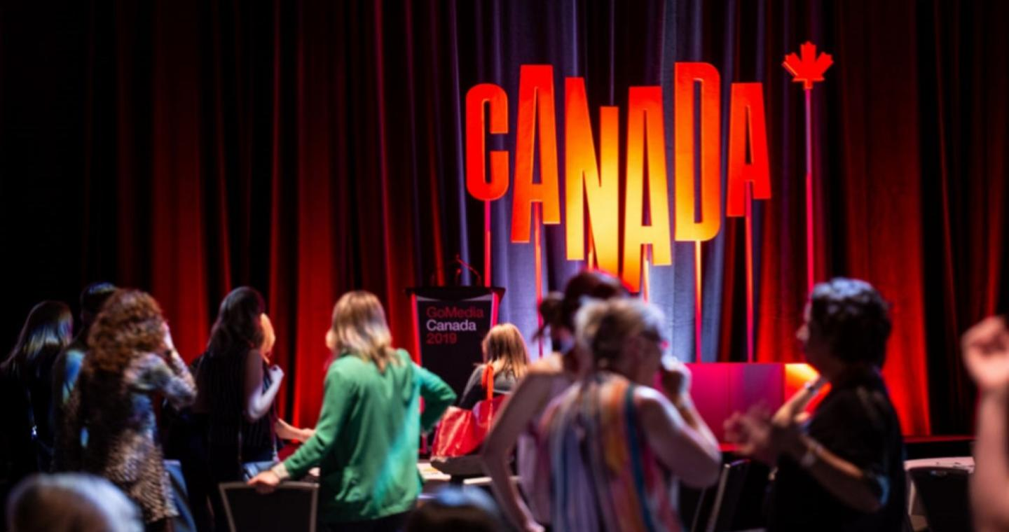 GoMedia 2019 leads the world's travel media to Canada