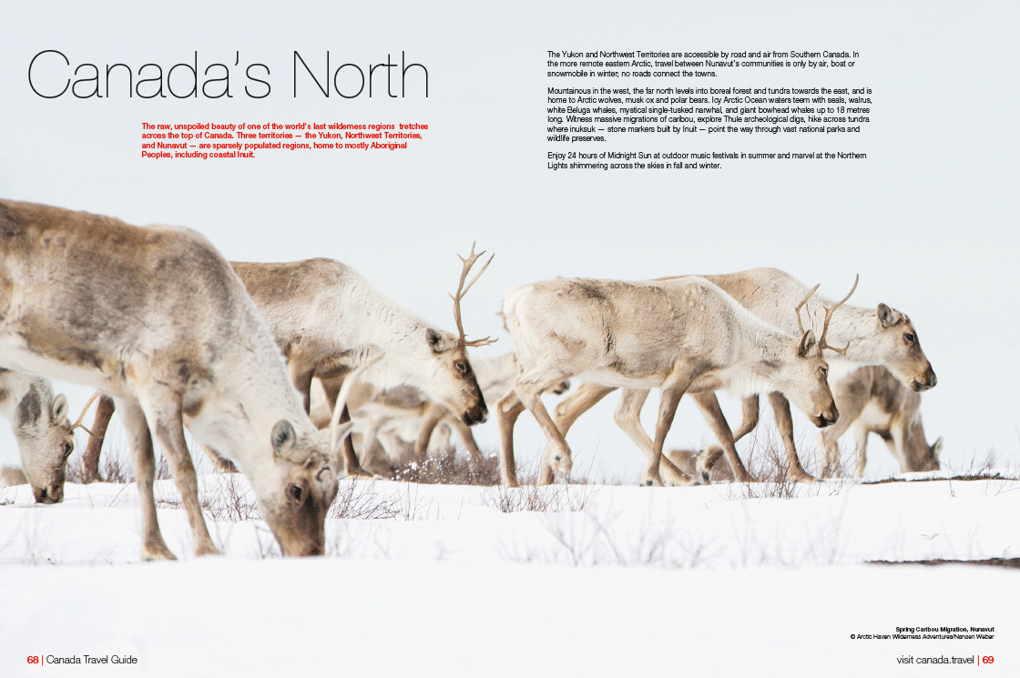 Canada Travel Guide - Canada's North